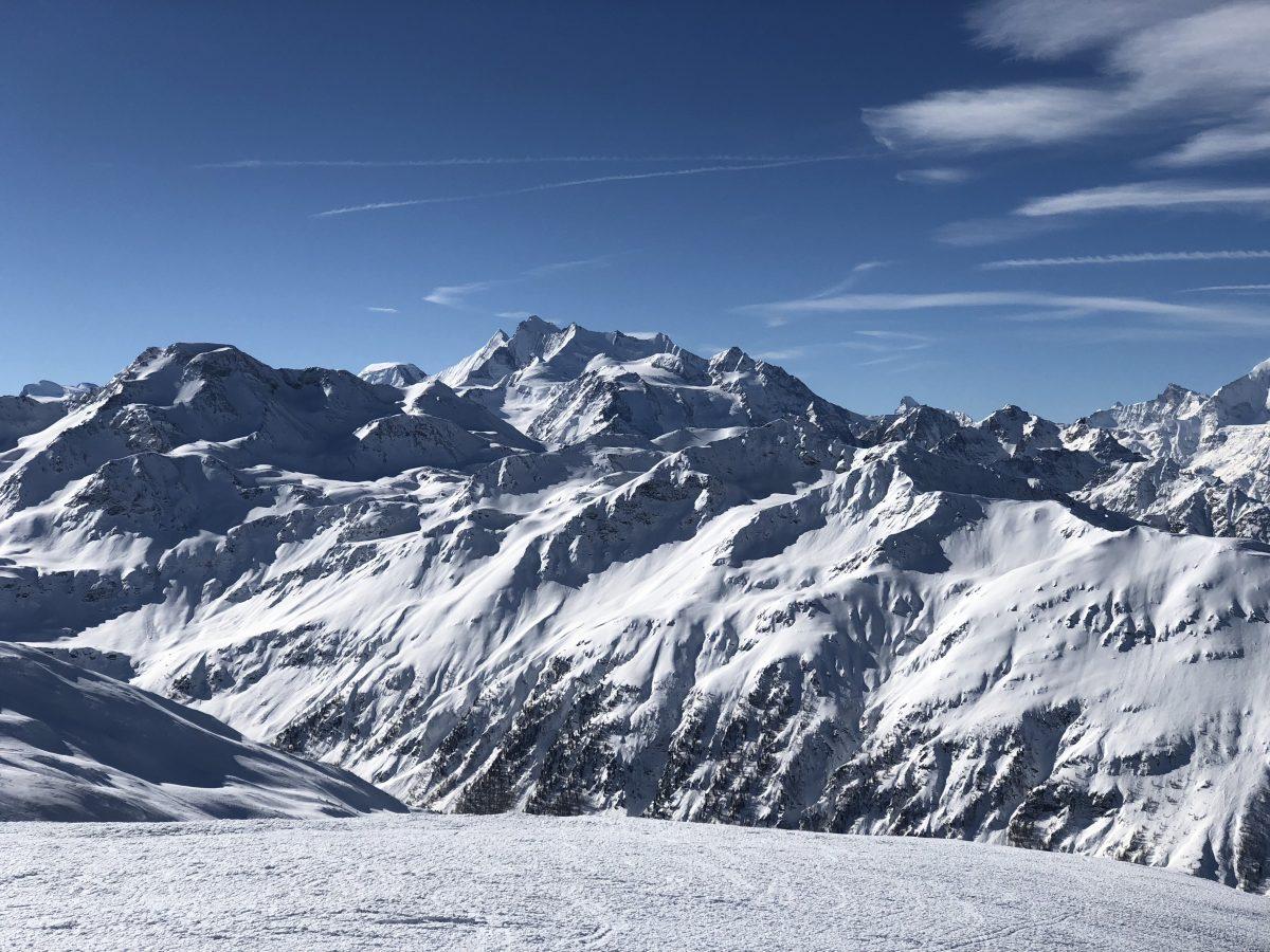 Photo prise depuis le sommet du Spitzhorli.