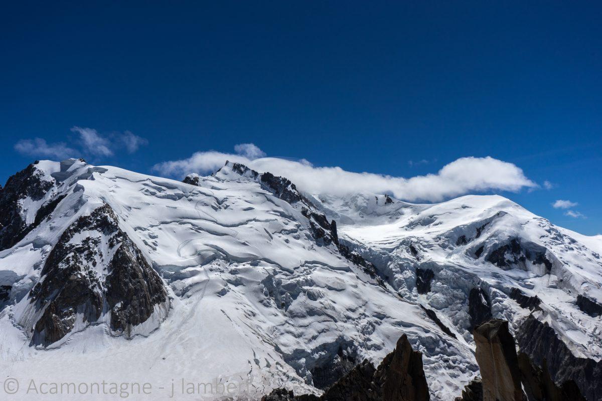 Tacul - Maudit - Mont Blanc - Goûter